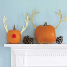 Throwing a Halloween party can get expensive. Slash your costs with these easy DIY Halloween party ideas. Easy Halloween Crafts, Up Halloween, Easy Crafts For Kids, Halloween Party Decor, Creative Crafts, Halloween Pumpkins, Holiday Crafts, Kids Diy, No Carve Pumpkin Decorating