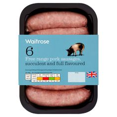 Waitrose Sausage
