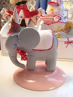 Elephant-free pattern