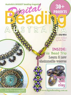 Our new issue - get it here: http://www.joomag.com/magazine/digital-beading-magazine-issue-11/0912822001408173490