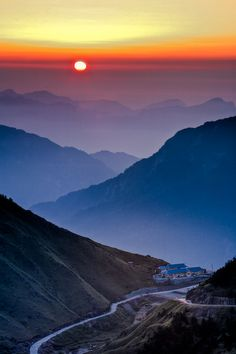 ~~Dream of Daybreak ~ Ho-won-san, Taiwan