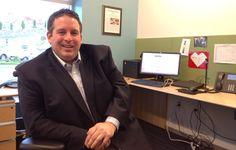 Brian Tilzer, Chief Digital Officer at CVS Health. (Photo by Scott Kirsner, BetaBoston.)
