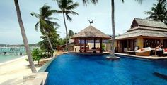 Easily forget the city woes in this enchanting villa in Koh Samui