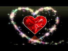 beautiful romantic heart effects Free Video Background, Italian Style, Neon Signs, Romantic, Beautiful, Love, Youtube, Flowers, Gifs