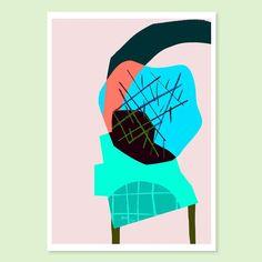 © Kristin Berg Johnsen Weekend Fun, Abstract Art, Wall Art, Instagram Posts, Movie Posters, Film Poster, Billboard, Film Posters, Wall Decor