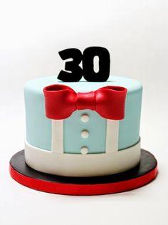 sabores da gula: Bow Tie Cake
