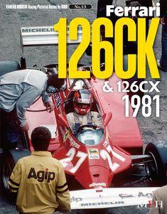 1981 F-1 Ferrari 126CK - Gilles Villeneuve on pit 94Vf0QU.jpg