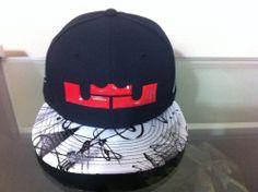 62243d2396efa Nike Air Lebron 11 Graffiti Hat- Adjustable Cap  Nike Graffiti Caps