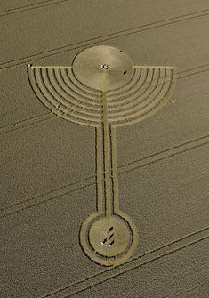 Crop Circle Message Decrypted; Latest Crop Circle - Ashtar Command - Spiritual Community Network