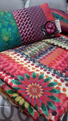 Decora tu dormitorio esta primavera con los destellos de estilo de #Desigual
