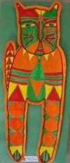 6th Grade Laurel Birch cat designs