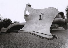 Vittorio Giorgini (Italian, 1925-2010) Casa Saldarini, Piombino, Italy, 1962