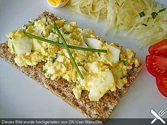 Fettarmer Eiersalat ohne Mayonnaise (Rezept mit Bild)   Chefkoch.de