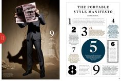 The Portable Style Manifesto - Editorial Design