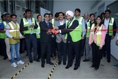 #Nissan inaugurates #Regional #Parts #Distribution Centre for #North #India