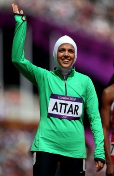 Sarah Attar, First Saudi Woman To Compete In Olympic Track, Makes Debut In 800 Meter Race | Are you ready to lead the way yourself? #WINS2012 www.wins2012.org