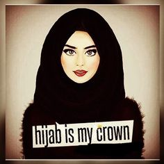 Image discovered by Find images and videos about girl, islam and hijab on We Heart It - the app to get lost in what you love. Brown Hair Cartoon, Black Girl Cartoon, Cute Cartoon Girl, Girly M, Casual Hijab Outfit, Niqab, Hijab Quotes, Hijab Drawing, Instagram Cartoon