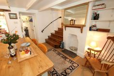 Ball Cottage, Padstow - SLEEPS up to 6 Ball Cottage boasts a wealth of character complemented by contemporary twists. http://www.cornishcottageholidays.co.uk/html/property_detail.php?pid=1252 From £365 per week