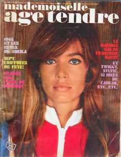 Mademoiselle Age Tendre in the sixties and seventies. AKA as pop nostalgia.