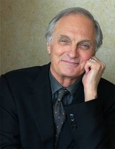 It's too bad I'm not as wonderful a person as people say I am, because the world could use a few people like that. Alan Alda