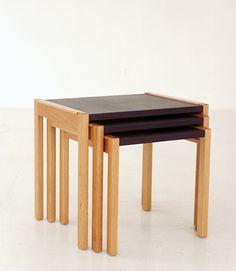 Jens Risom Nesting Tables