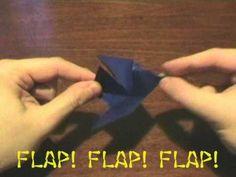 Origami Flapping Bird, Origami Birds