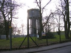 Stonelodge Water Tower, Suffolk.