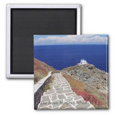 The Seven Martyrs – Sifnos Magnets