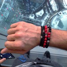 Russian jewelry designer Mira Solnyshko. Men bracelet. Ask for price.