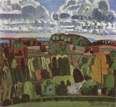 Jean Brusselmans, Payottenland, 1936