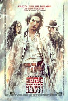 Sukiyaki Western Django  Un film di Takashi Miike. Con Hideaki Ito, Masanobu Ando, Koichi Sato, Kaori Momoi, Yusuke Iseya. Azione, durata 121 min. - Giappone 2007.