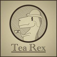 sophisticated t-rex