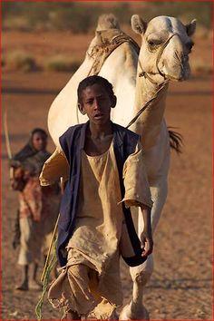 Northern Sudan Nomads.