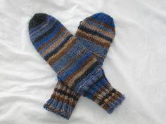 Tube Socks using circular needles (no dpns :-)