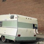 How to Paint the Exterior of a Metal Mobile Home or Travel Trailer | eHow