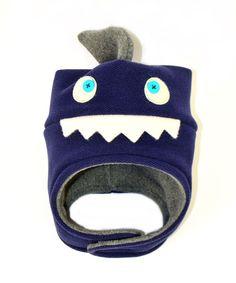 Sharky Hat Navy - TUFF KOOKOOSHKA