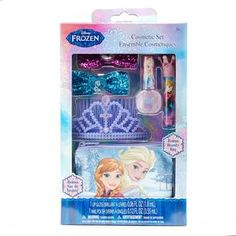 She'll be the coolest ice princess around with these Frozen gifts for girls! From beauty kits to hair accessory sets, you can definitely find something she loves. Little Girls Makeup, Kids Makeup, Toys For Girls, Gifts For Girls, Frozen Makeup, Frozen Hair, Toddler Christmas Gifts, Toddler Girl Gifts, Baby Doll Accessories