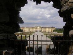 schonbrunn garden Wien