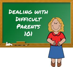 BLOG POST: Dealing with difficult parents is a part of the job that Teacher Ed classes don't cover. Talk about experiential learning! Read my blog post that includes tips on interacting with parents in professional and respectful ways. It's a helpful resource on parent communication for first-year teachers and any teacher who wants to know he or she is not alone in facing these uncomfortable situations!...this is an excellent post...read it to refresh yourself before the start of school