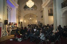 Detrás del Telón Encuentro Coreográfico Sala Arrau. Foto: Patricio Melo