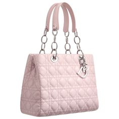 Absolutely love this pink soft pink Dior bag...