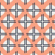 Fabric... Arizona Clay Sundot by April Rhodes for Art Gallery Fabrics