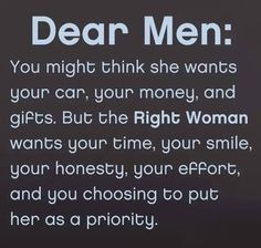 she also has a list of things that it would be nice if you would do. Now. hehehe