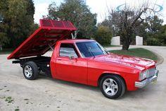 ◆ Visit MACHINE Shop Café... ◆ ~ Aussie Custom Cars & Bikes ~ 1976-77 HX Holden One Tonner