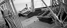 The Americans, Long Island, Alaska, Classic Yachts, Outdoor Furniture, Outdoor Decor, Hammock, Deck, Cedar Trees