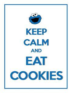 Eat Cookies~!