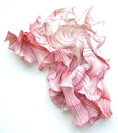 Paper art by Peter Gentenaar