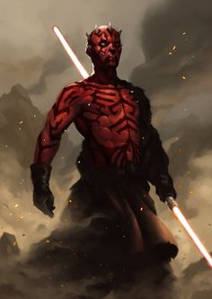 Darth Maul Lord of The Sith Star Wars Rebels, Star Wars Sith, Clone Wars, Star Trek, Dark Maul, Star Wars Characters Pictures, Star Wars Images, Jedi Sith, Sith Lord