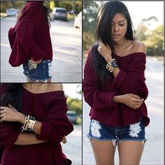 Gather Round The Fireplace Sweater |- Spring Summer Fall Winter Fashion www.psiloveyoumoreboutique.com