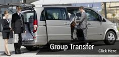 We offer Group Transfer services at London UK .